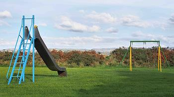 Playground at Quilty Cottages
