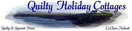 Quilty Holiday Cottages on the West Coast of County Clare, Ireland